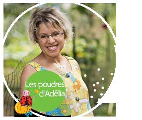 Adélia Da Silva - Créatrice des Poudres d'Adélia